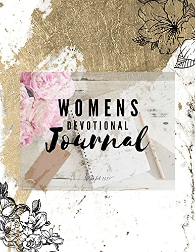 Womens Devotional Journal: Write Your Vision