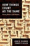 How Things Count as the Same: Memory, Mimesis, and Metaphor