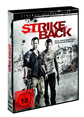 Strike Back - Staffel 1 (4 DVDs)