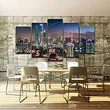 axqisqx Leinwanddrucke Poster Wandkunst Wohnkultur Für