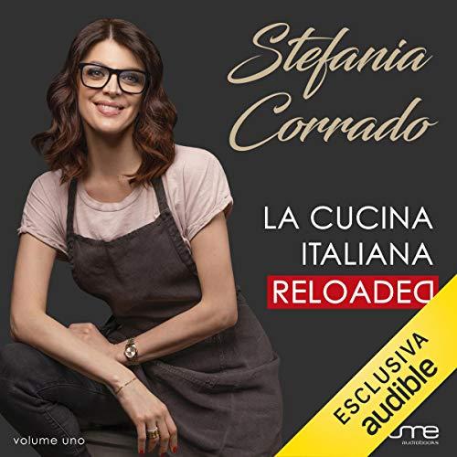 Page de couverture de La cucina italiana reloaded