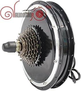 Wholesale 48V 1500W ebike for Rear Motor Brushless Gearless Hub Motor for Rear Wheel