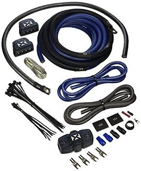 NVX True Spec 1/0 Gauge Complete Dual Amp 100% Copper Wiring Kit [XAPK1D]