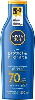 Protetor Solar Nivea Sun Protect & Hidrata Fps70 200Ml, Nivea