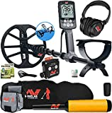 Minelab Equinox 800 Metal Detector w/ Pro Find 20, Carry Bag, Finds Pouch