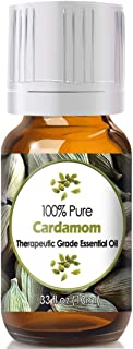 Cardamom Essential Oil for Diffuser & Reed Diffusers (100% Pure Essential Oil) 10ml
