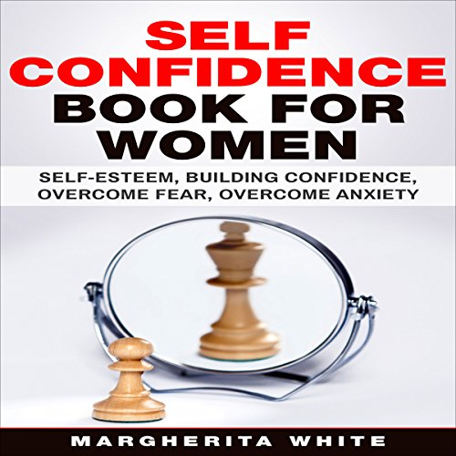 Self-Confidence Book for Women audiobook cover art