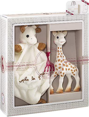 Vulli - Sophiesticated - Sophie la Girafe - Coffret Cadeau Naissance 1+ Ans Taille M