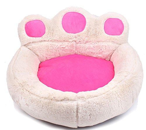NANANANA Cama cálida para perro o gato de invierno, preciosa cama para perro de material suave, nido de pata para gato, cachorro, sofá, camas para perros, accesorios