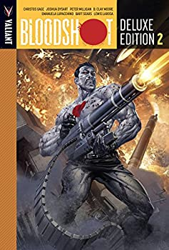 Bloodshot: Deluxe Edition, Book 2 - Book  of the Bloodshot 2012