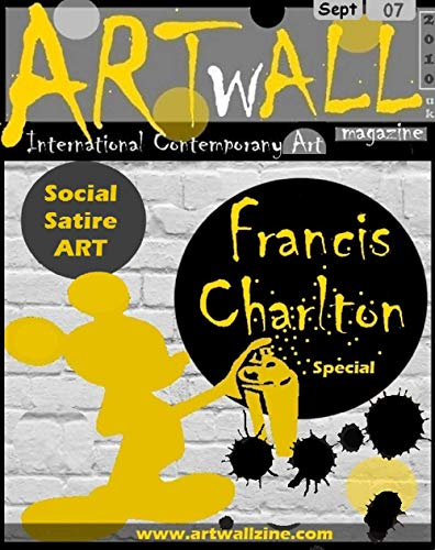 Art Magazine Contemporary International ArtWallZine: Comic Mickey Mouse Contemporary british artist…