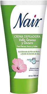 Nair Crema Depiladora Vello Grueso y Oscuro 150ml
