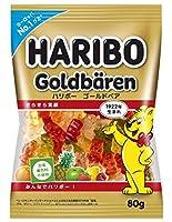ハリボー ゴールドベア 80g ×10袋