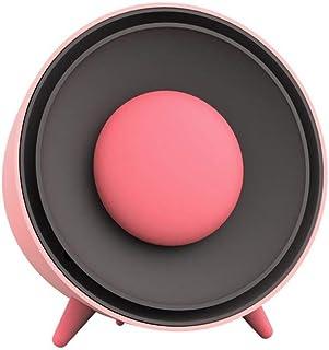 RUI - K25 RUIRUI Calentador, rápida de Escritorio dinámico Creativo Mini Inicio Radiador Regalo de la Oficina (Color : Pink)