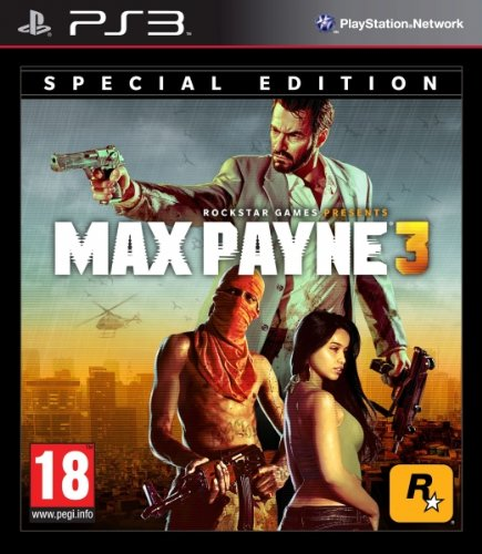 Rockstar Games MAX Payne 3 - Special Edition PS3