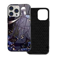 Fate iPhone12 用 ケース iPhone12 Pro 用 ケース 6.1インチ iPhone 12 mini 5.4インチ iPhone 12 Pro Max ケース 6.7インチ 対応 衝撃吸収 レンズ保護 強化ガラス背面 四隅滑り止め 9H背面 TPUバンパー ワイヤレス充電