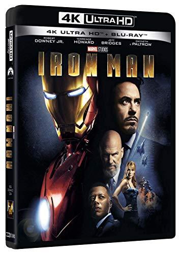 Iron Man (Blu-Ray 4K Ultra Hd+Blu-Ray) [Italia] [Blu-ray]