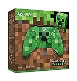Xbox ワイヤレス コントローラー (Minecraft Creeper)