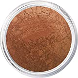 Shimmery Bronzer Makeup Loose Powder | Gold Digger | Bronzer For Face | Shiny Mineral Make Up | Contour Highlight Blush Palette | Contouring Makeup Products | Facial Contouring Bronzer
