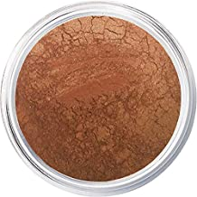 Giselle Cosmetics Shimmery Bronzer Makeup and Contour Palette, Loose Powder, Gold Digger