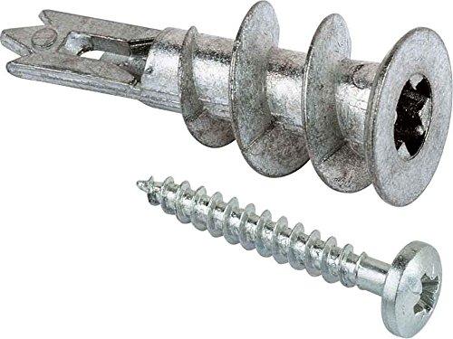 Fischer 040434 Schnellbohrdübel GKM S/27, 100 Stück