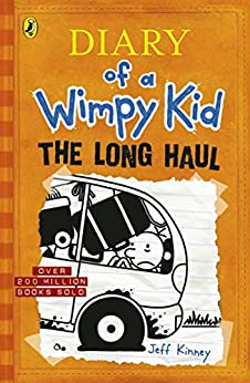 Diary of a Wimpy Kid: The Long Haul (Book 9) by [Jeff Kinney]