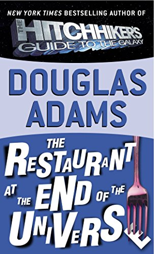 2. The Restaurant at the End of the Universe (englisches Taschenbuch)