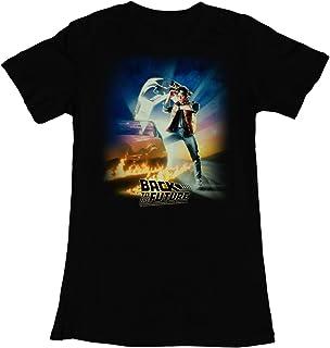 American Classics Camiseta para hombre con póster de Back To The Future