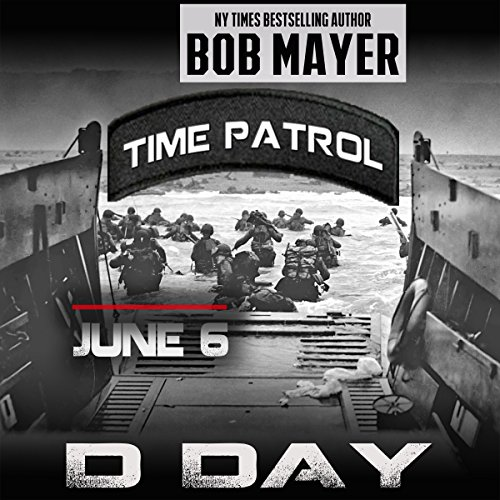 Couverture de D-Day (Time Patrol)