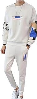 Howme-Men 2 Piece Set Pocket Pullover Sports Tracksuit Jog Set