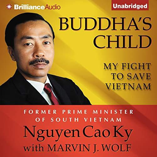 Buddha's Child audiobook cover art