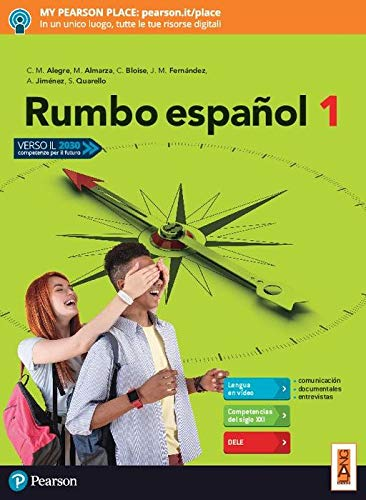 Rumbo español. Per le Scuole superiori. Con app. Con e-book. Con espansione online: 1