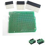 ARCELI Prototype PCB per Arduino UNO R3 Shield Board DIY
