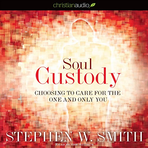 Soul Custody audiobook cover art