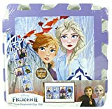 FRIENDLY HOPSCOTCH KIT – Your little one will love playing with the Frozen 2 Hopscotch Kit. Children will love seeing the Frozen characters on their play mats – a new and friendly dimension to traditional hopscotch. Play alone or with friends, so muc...