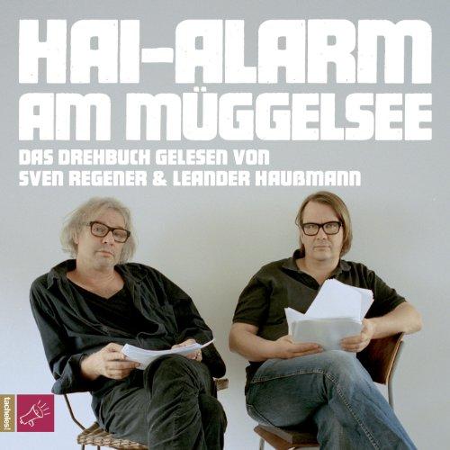 Hai-Alarm am Müggelsee audiobook cover art
