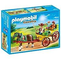 Playmobil 6932 Calèche avec attelage