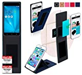 Hülle für Asus ZenFone Zoom S Tasche Cover Hülle Bumper | Blau | Testsieger