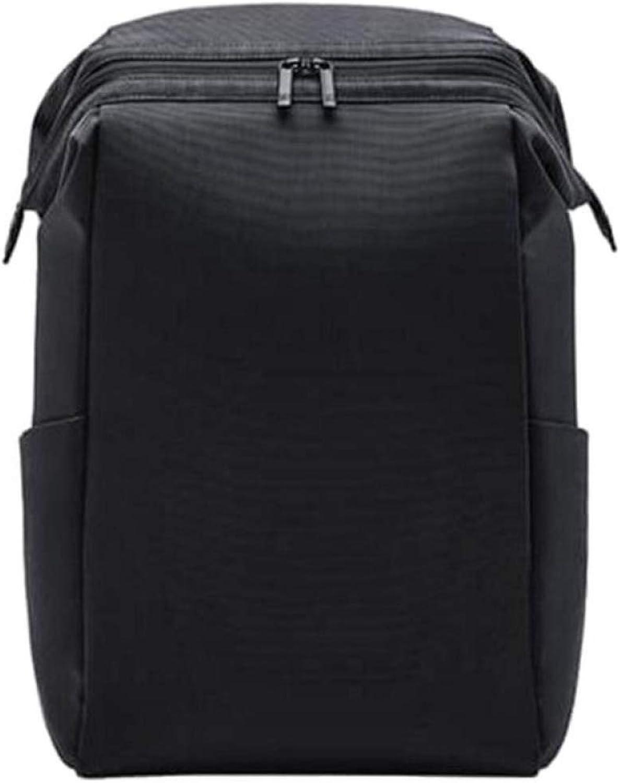 NDYE 16.5L Waterproof Solid color Zipper Backpack 2019 Fashion Men Women Computer Bag Outdoor Shoulder Bag