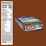 CLIF BAR - Energy Bars - Chocolate Brownie - (2.4 Ounce Protein Bars, 12 Count) (Packaging May Vary)