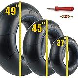 ZANGEROI River Tube for Floating Heavy Duty Rubber Snow Tube | River Tube, Sledding Float | Pool Closing Inner Tube | Truck Inner Tubes (1PCS -45')