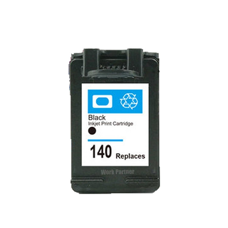 Work Partner HP 互換 リサイクルインクカートリッジ 黒 HP140 HP 140 1個 Photosmart C4380 C4275 C4480 C4486 Officejet J5780 J6480 対応 汎用インク