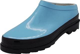 Womens Garden Clog Waterproof Rain Boot for Ladies Winter Spring & Garden