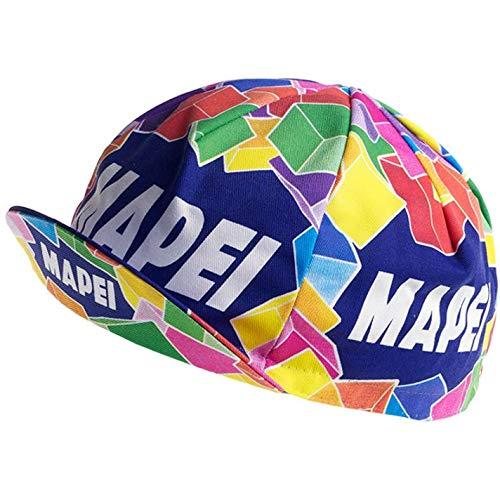 Apis Cappellino da Ciclismo Mapei