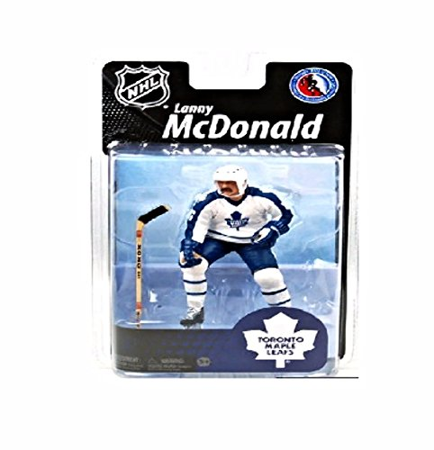 McFarlane NHL Grosnor Exclusive Series Lanny Mcdonald #7 - Toronto Maple Leafs Sports Picks Figure