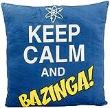 Big Bang Theory The Keep Calm and Bazinga  �     c