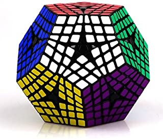 CuberSpeed Shengshou Elite Kilominx Black Magic cube 6x6 SS Kilominx Speed cube