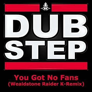 You Got No Fans (Wealdstone Raider K-Remix)
