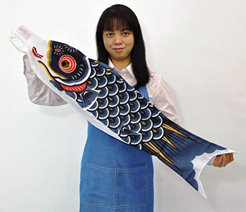 秀光人形工房『ミニサイズこいのぼり飛龍光1.1mフルセット設置金具付(ZC6051A)』
