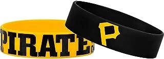 Pittsburgh Pirates Bulk Bandz Bracelet 2 Pack
